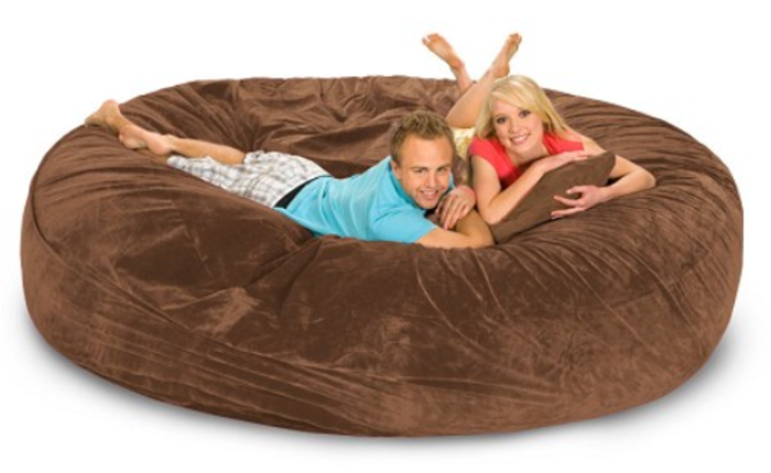 Awesome The 7 Best Bean Bag Chairs Reviewed Compared Customarchery Wood Chair Design Ideas Customarcherynet